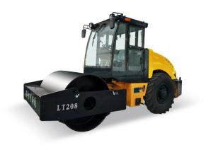 洛阳路通LT210单钢轮振动压路机