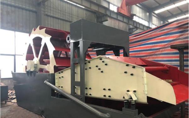 众翰机械XSHJX-3070洗砂回收一体机