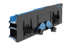 安姆普客SISP6162圆振动筛