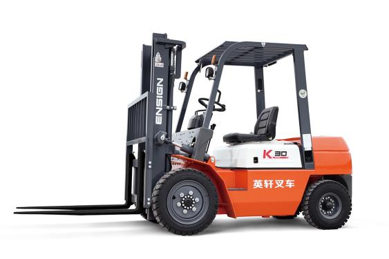 英轩重工K30内燃平衡重叉车