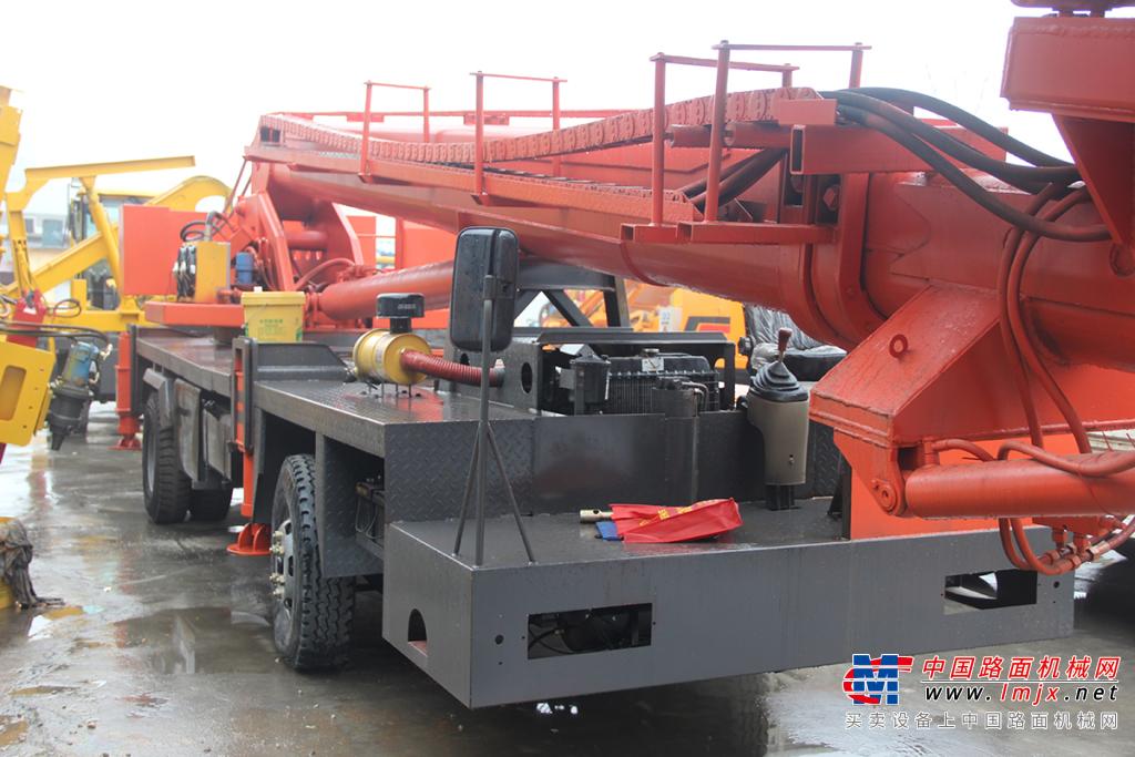 路霸LB-2000锚杆钻机高清图 - 外观