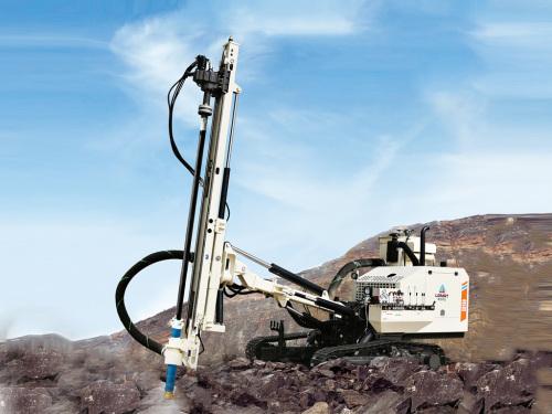 临工重机ST120露天顶锤式钻机