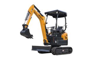 恒特HT20微型挖掘机 小挖机 园林种植施肥矿井破碎