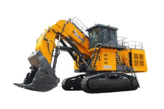 徐工XE2800E矿用挖掘机高清图 - 外观
