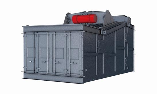 鑫海路机振动系统