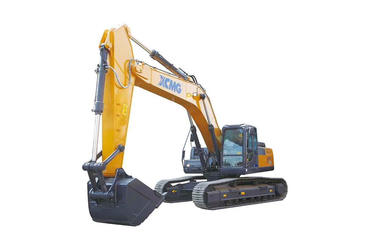 徐工XE335C挖掘機高清圖 - 外觀