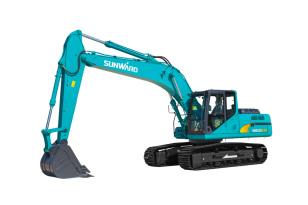 山河智能SWE235E-3H中型挖掘机