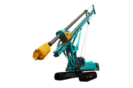山河智能SWDM260中型多功能旋挖钻机