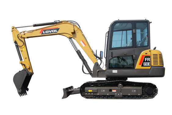 雷沃重工FR60E挖掘机
