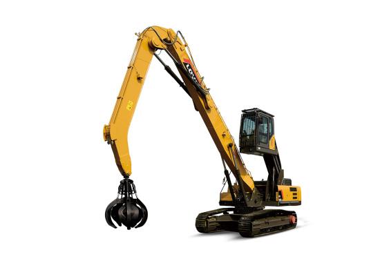 雷沃重工FR400E-RG挖掘机