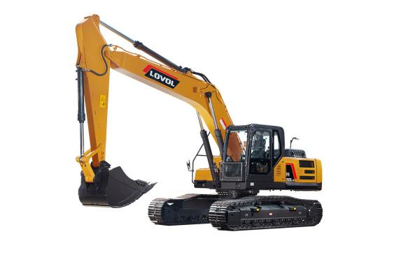 雷沃重工FR260E-HD挖掘机