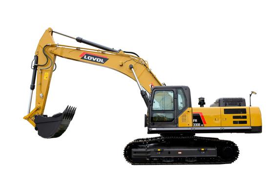 雷沃重工FR330E-HD挖掘机