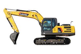 雷沃重工FR200E挖掘机