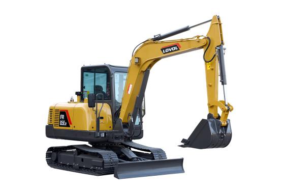 雷沃重工FR65E2-H潍柴挖掘机
