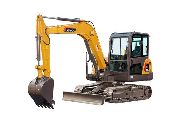 雷沃重工FR60E2挖掘机