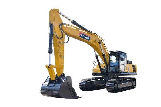 雷沃重工FR390E2-HD挖掘机