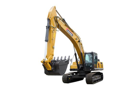 雷沃重工FR370E2-HD挖掘机