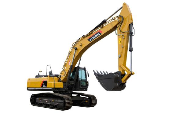 雷沃重工330E2-HD挖掘机