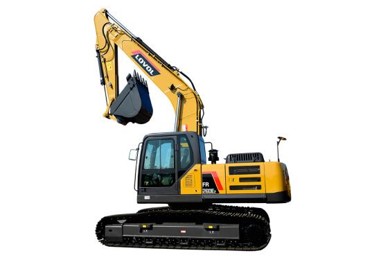 雷沃重工FR260E2-HD挖掘机