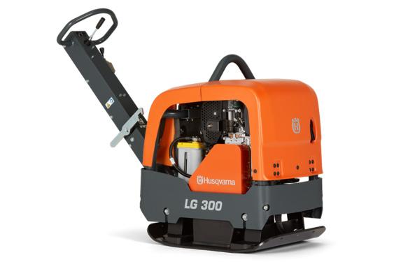 富世华建筑产品LG 300 (diesel)双向平板夯