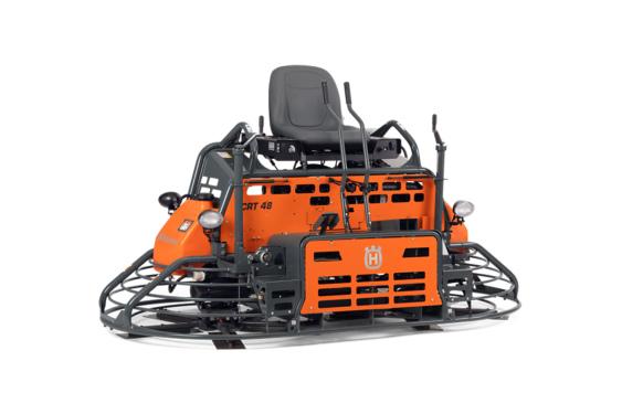 富世华建筑产品CRT 48 DF坐骑式抹平机