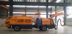 鐵建重工ZY62礦用混凝土濕噴機