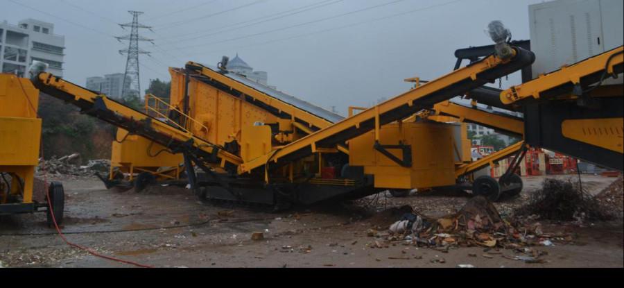 铁建重工DL300环保型精品机制砂成套装备