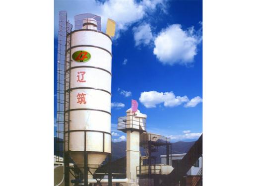 遼筑WBS200-600T/h穩定土拌和站設備