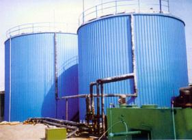 遼筑大型瀝青存儲罐(集中式加熱節約能耗)200立~5000立