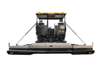 陕建机SUM8208B沥青摊铺机高清图 - 外观