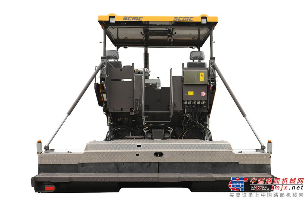 陕建机SUM7200BYSE单夯锤伸缩熨平板高清图 - 外观