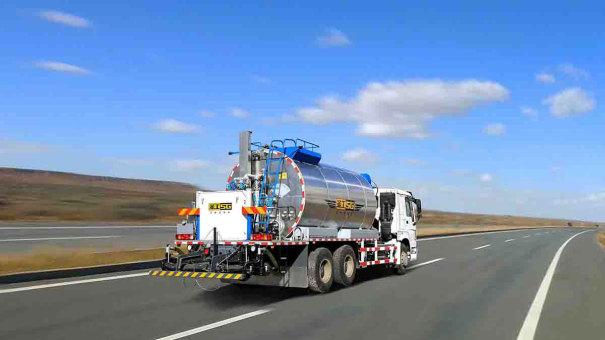 高远圣工HGY5256GLQ全自动沥青洒布车