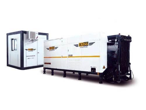 高远圣工GYCBL200厂拌冷再生设备