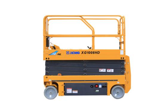 徐工XG1012HD移动式升降工作平台
