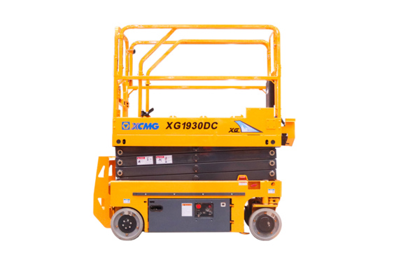 徐工XG0807DC移动式升降工作平台
