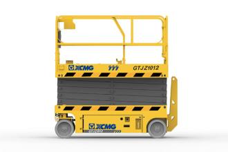 徐工GTJZ1012剪叉式高空作业平台高清图 - 外观