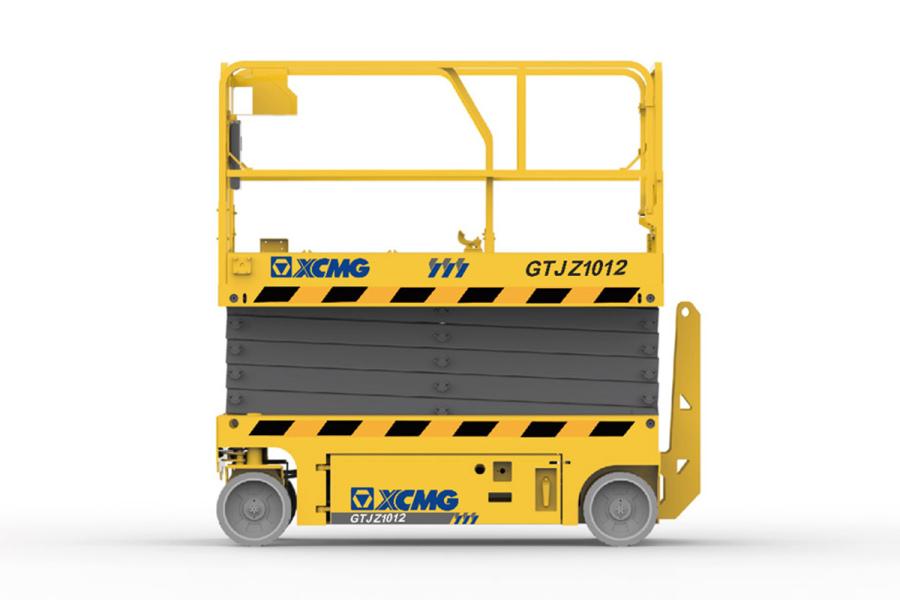 徐工GTJZ1012剪叉式高空作业平台