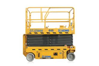 徐工GTJZ0808(E)剪叉式高空作业平台高清图 - 外观