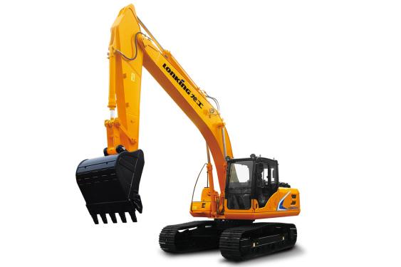 龙工CDM6220履带式液压挖掘机