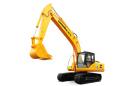 龙工LG6225W挖掘机高清图 - 外观