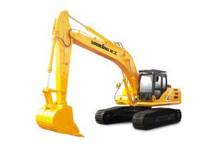 龙工LG6285H履带式液压挖掘机