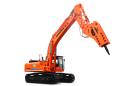 龙工LG6550F履带式液压挖掘机高清图 - 外观