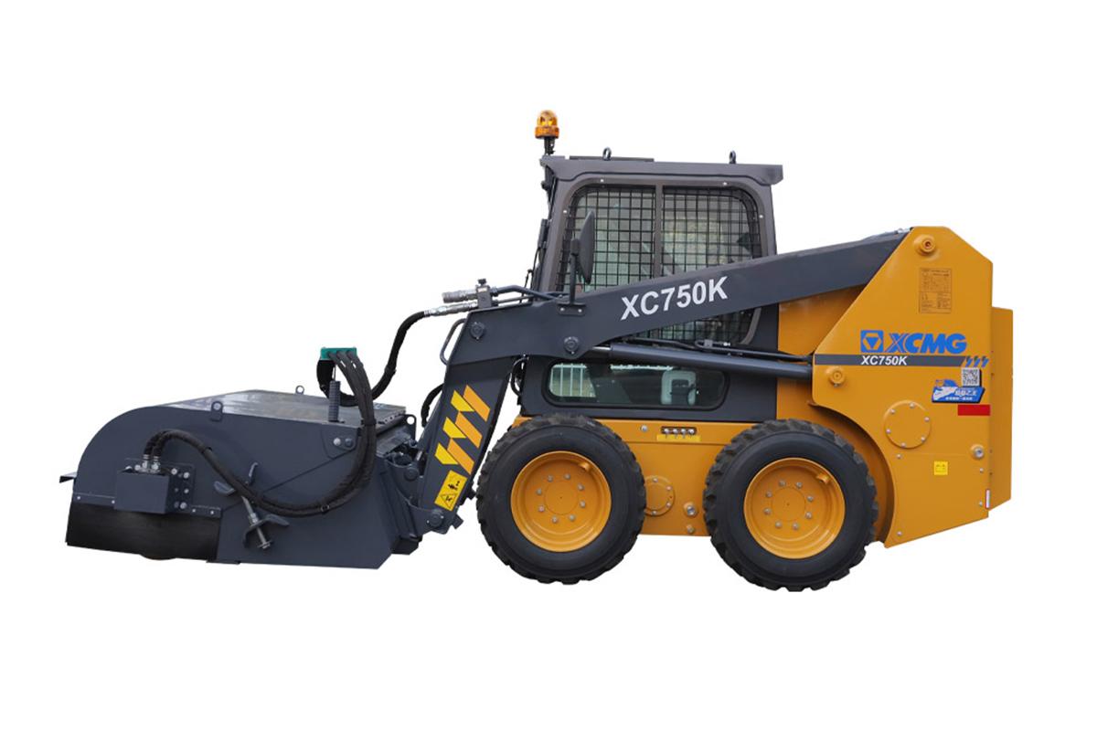 徐工XC750K装载机高清图 - 外观