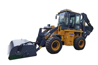 徐工WZ30-25铰接式挖掘装载机高清图 - 外观