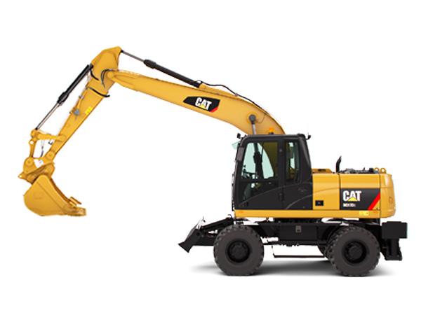 卡特彼勒CAT®M317D2轮式挖掘机