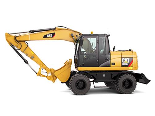 卡特彼勒M315D2轮式挖掘机