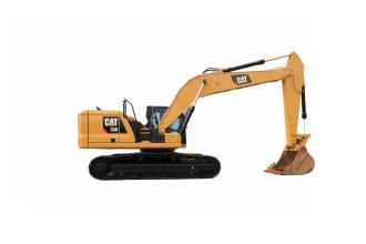 卡特彼勒新一代Cat®330液压挖掘机高清图 - 外观