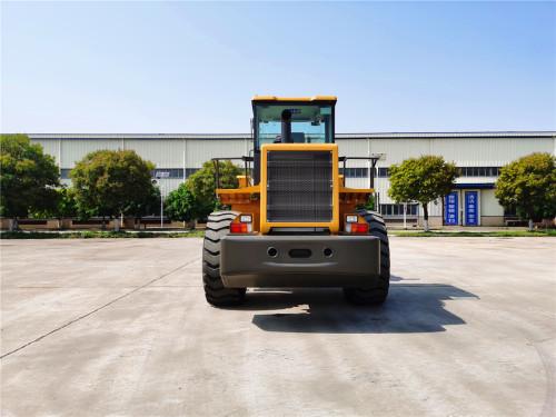 厦工XG955H轮式装载机高清图 - 外观