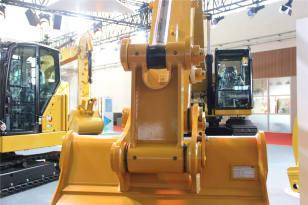 卡特彼勒新一代Cat®330 GC液压挖掘机高清图 - 细节