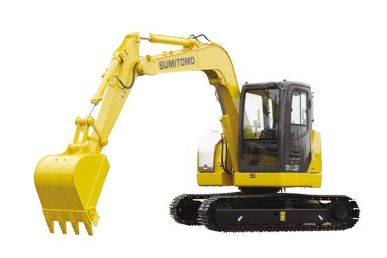 住友SH75X-3B液压挖掘机